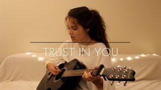 Trust in You-Lauren Daigle// (Maria Bindiu acoustic cover)