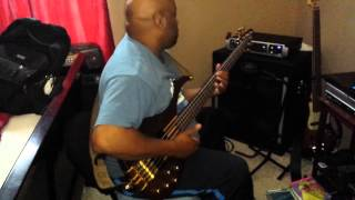 Fred Hammond (I want my Destiny) Bass Cover