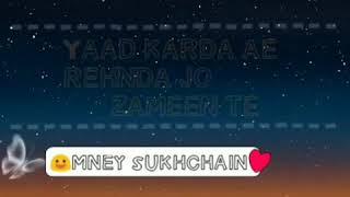 Tareyan De Des -Prabh Gill Whatsapp status 2017