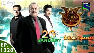 CID - सी आई डी - Republic Day Special - Episode 1328 - 26th January, 2016 width=