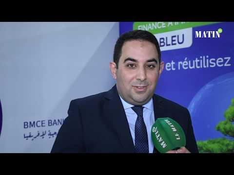 Video : SITeau: Tarik Bousag, Directeur Investissement & Financements Structurés- BMCE Bank of Africa