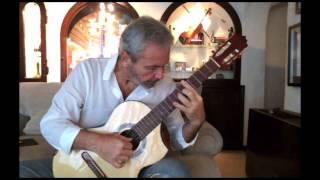 The Godfather, Il Padrino, El Padrino for guitar, Nino Rota