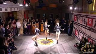 QUEENS ON TOP RUSSIA   KAZAN   BEST TEAM SHOW   VAU GYAL WINE (Казань)