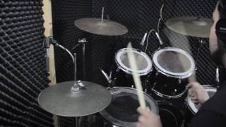 Cumbia Del Sol - Grupo Control (Drum Cover)