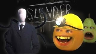 Annoying Orange Vs. Slender