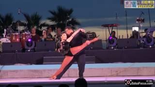 MG Dance company - David & Lyliana (USA)  2017 JEJU International Latin Culture