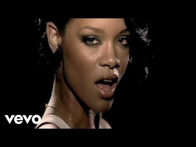 """Vídeo de """"Umbrella"""" de Rihanna con Jay-Z"""