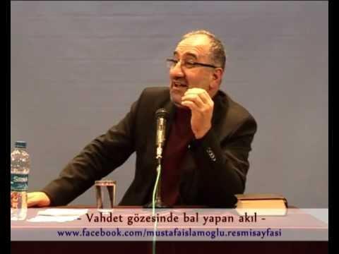 Vahdet gözesinde bal yapan akıl - Mustafa İslamoğlu