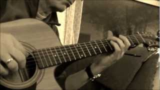 Video games - Lana Del Rey fingerstyle acoustic guitar instrumental