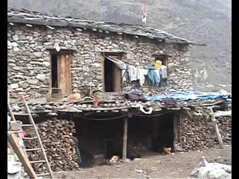 The Larke (Nubri) People of Nepal & Bhutan