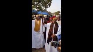 Djelitomba chef des griots du mali Mamadou Kaladioula Diabaté