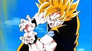 Goku le hace un Super Kamehameha a Cell Audio Latino HD