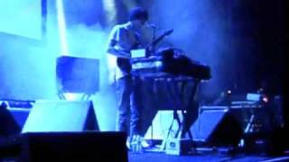 "Panda Bear  ""Ponytail"" into ""Last Night at the Jetty"" LIve @ Oakland Fox Theater 9/6/2010"