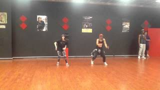"Social Club Feat. Andy Mineo ""Coogi Sweater"" Choreography B"