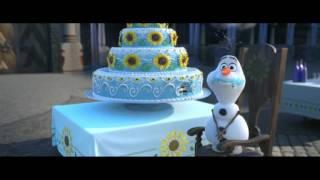 La Reine des neiges, une fête givrée (Frozen Fever) : le court-métrage Disney [VF]