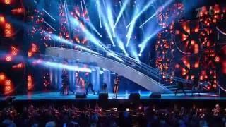 Нюша - Целуй, Концерт к 80-летию Госавтоинспекции, 09.07.16