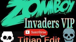 Zomboy ''Invaders VIP'' (Titian Edit.)