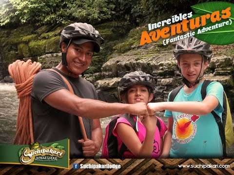 Suchipakari Jungle Lodge – Amazon Tours – Biodiversity Ecuador – Jungle Excursions – Eco-tourism