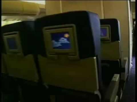 South African Airways Spot