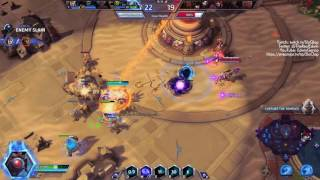 Heroes of the Storm - Probius Double Kill