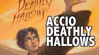 July 18: Accio Deathly Hallows (no spoilers)