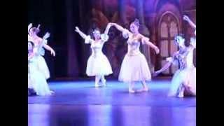 Estrelas - espetáculo Cinderela - Ballet Cristiana Packer 2013
