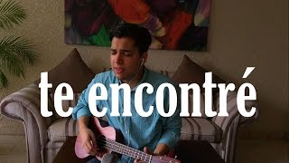 Te encontre - Vazquez Sounds, Lucah (ukulele cover)