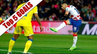 Top 5 Goals | Week 21, La Liga | 2016-2017 Season