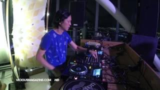 Ken Ishii - Live @ Vicious Live 2017 (Deep, Acid, Minimal Techno, Tech House, Progressive)
