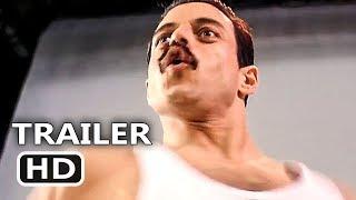 BOHEMIAN RHAPSODY Official Trailer (2018) Rami Malek, Freddie Mercury, Queen Movie HD width=