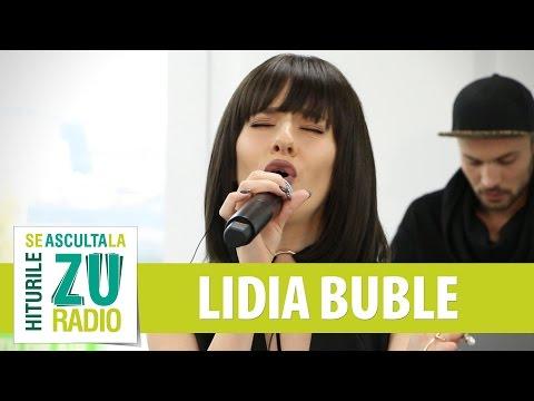 Lidia Buble - Vreau sa am steaua mea (Laura Stoica) (Live la Radio ZU)