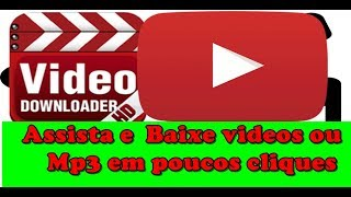 Baixe videos ou Mp3 --Movie Video Player  em diversos formatos!