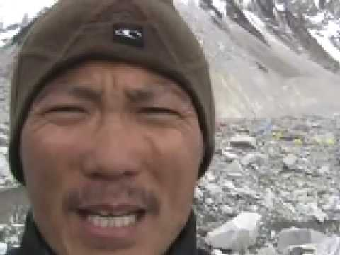 Everest trek – pt3 – Highest point