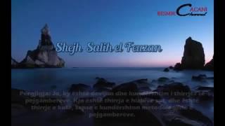 409. Nisja e davetit duke thirrur për tek moralet e mira-Salih el Feuzan