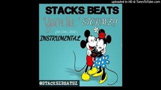 STORMZY | YOU'RE LIKE | INSTRUMENTAL REMIX | PROD BY @STACKSZBEATSZ