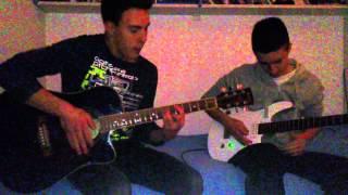 Blasterjaxx - Snake (guitar cover)