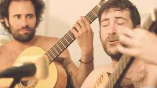 LA PANDILLA VOLADORA - Carreta sideral (Directo acústico estudios Radio Gladys Palmera)