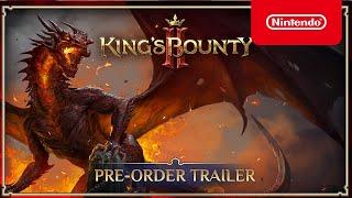 King\'s Bounty II Finally Gets Its Switch Release Date
