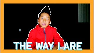 THE WAY I ARE (Dance With Somebody) - Bebe Rexha ft Lil Wayne | Aidan Prince