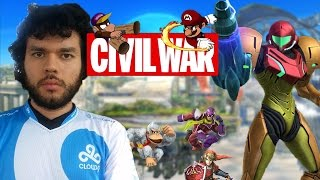 Every Major Upset at Civil War (Smash 4)