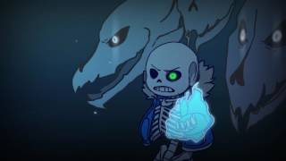 Undertale [AMV]-Echo-Crusher-P The Living Tombstone