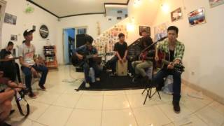 Anal's Rock cover Coldplay -Yellow live perform at. Krotang