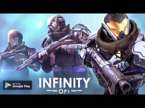 Resultado de imagen para INFINITY OPS: el FPS del futuro