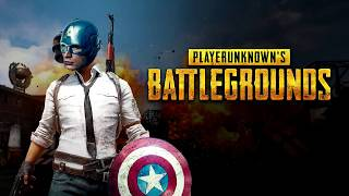 PUBG and Avengers Theme Mashup