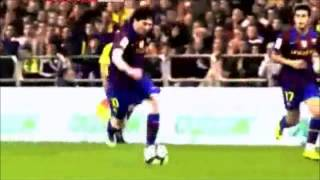 Messi-Hips Dont Lie