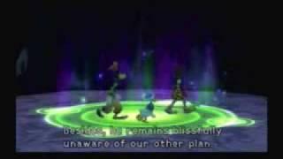 Kingdom Hearts: Deep Jungle Alterernate Scene