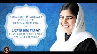 19th January Sankirtan Day || Devi Chitralekhaji's Birthday Coming Soon