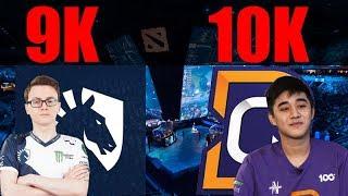 Dota 2 LIVE - Team Liquid(9k Miracle) vs DC (10k Abed)    Semi FinaL   Dota 2 Tournament