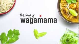 way of wagamama | prawn kare lomen
