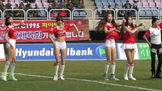 Marionette-Stellar(스텔라) Live @ the Halftime Performance of BFC Opening Game